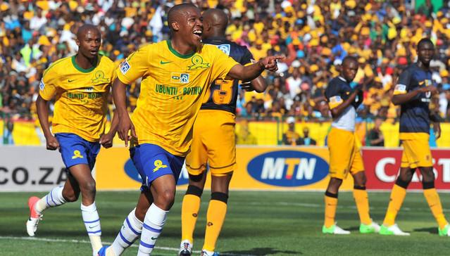 Football - 2012 MTN8 - Quarter Finals - Mamelodi Sundowns v Kaizer Chiefs - Loftus Stadium