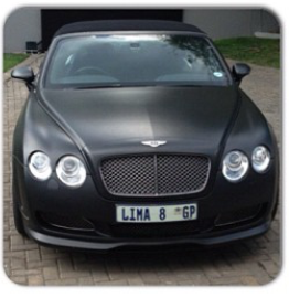 Benni Mccarthy And His Car Collection Diski 365