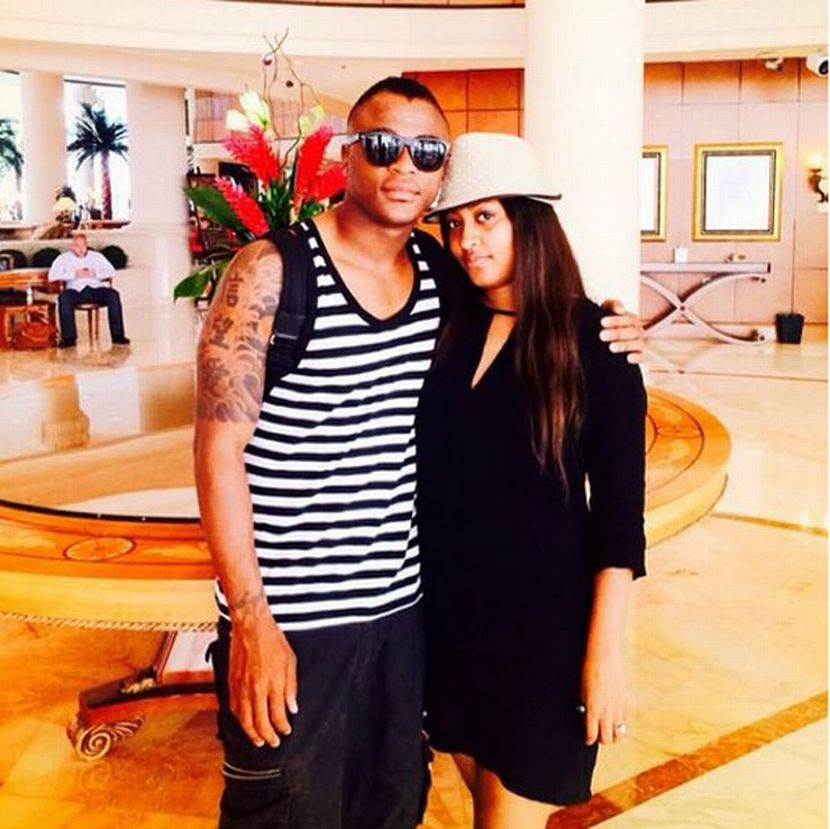 South African Soccer Players And Their Girlfriends - Diski 365