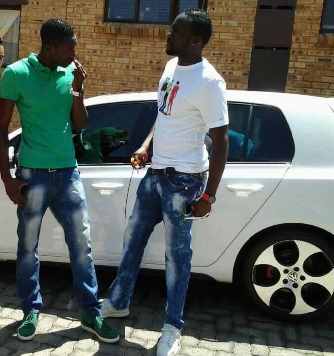 Check Out Erics Mathoho S Car Collection Diski 365