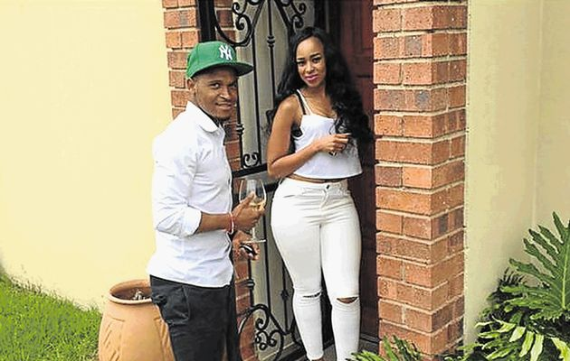 South African Soccer Players And Their Girlfriends Part2 -8272