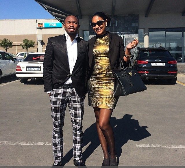 Our Favourite Couple For This Week On Diski 365 Is Bernard Parker