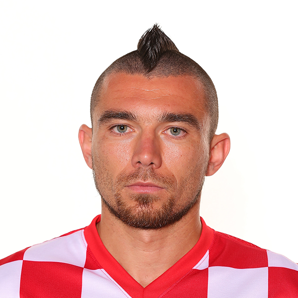 Danijel Pranjic hair