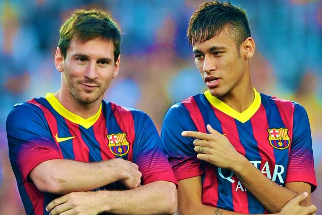 'I Didn't Know Neymar Was Leaving,' Says Messi