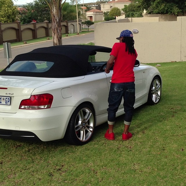 Check Out Siphiwe Tshabalala S Car Collection Diski 365