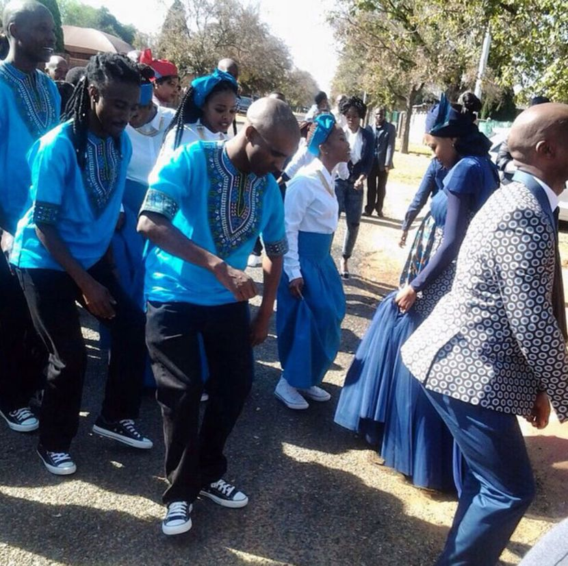 Tokelo Rantie Ties The Knot With Gaoitswe Gigi Diski 365