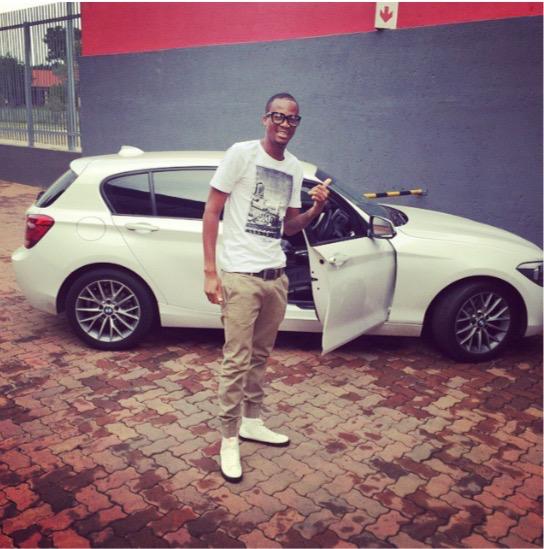 Check Out Brighton Mlongo And His Car Collection Diski 365