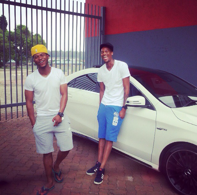 Andile Jali 2013 Check Out What Bernard...