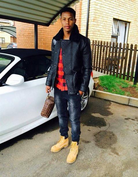 Bongani Zungu And His Great Sense of Style