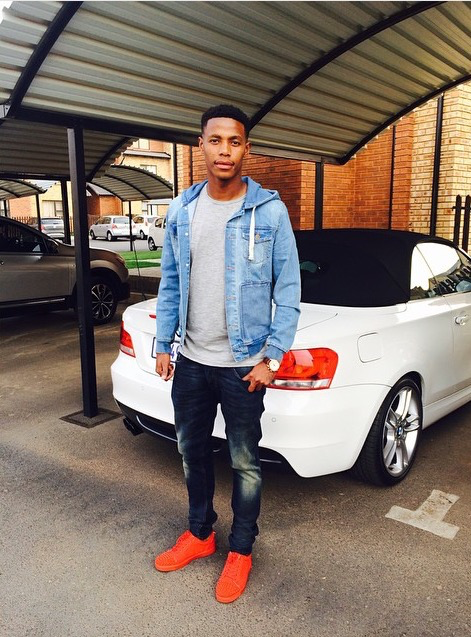Check Out Zungu And His Car Collection Diski 365