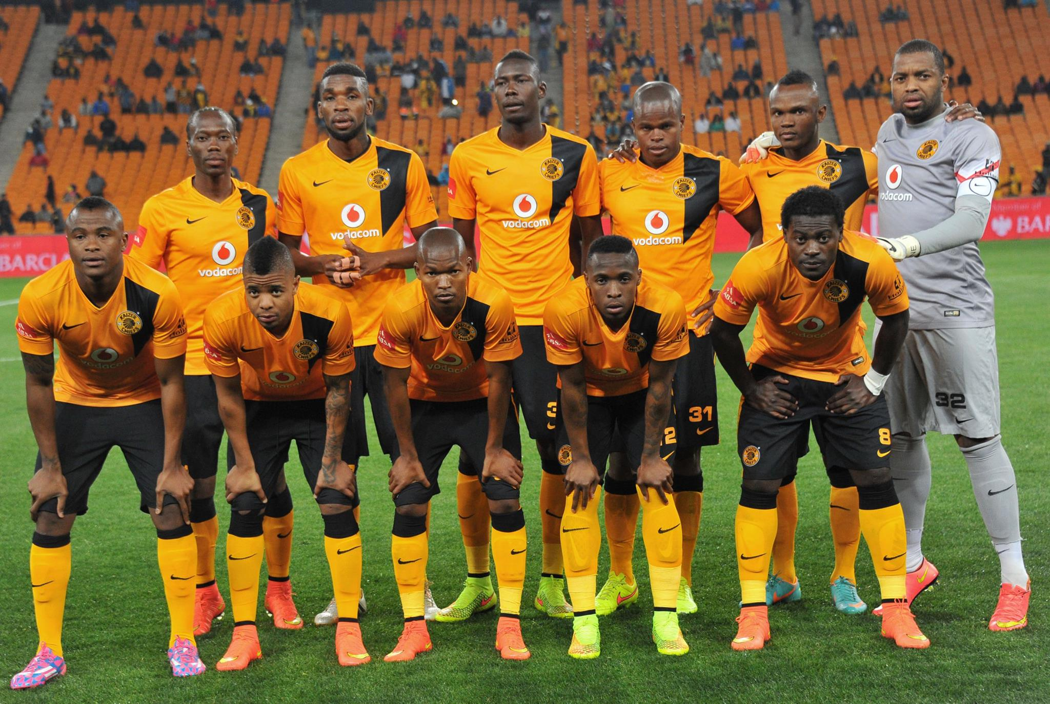 Check Out Kaizer Chiefs New Away Kit  Shares