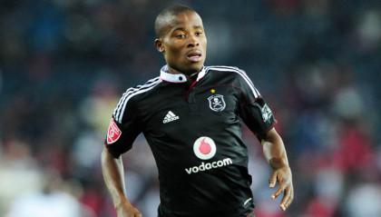 Thabo Matlaba of Orlando Pirates © Muzi Ntombela/BackpagePix