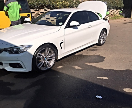Dino Ndlovu S Impressive Car Collection View Images Here