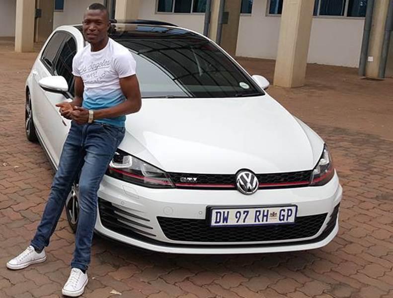 Tendai Ndoro New Car