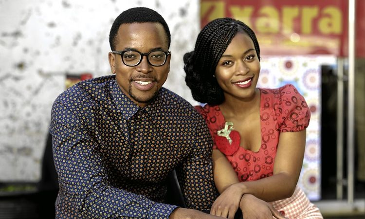Who is thandeka from isibaya dating