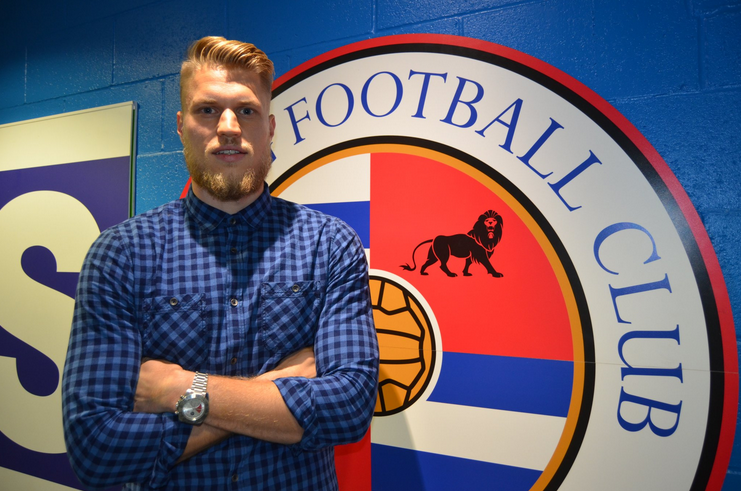 Anssi Jaakkola at reading
