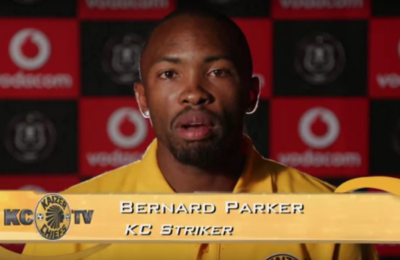 Bernard Parker's Message To The Amakhosi Faithful Supporters