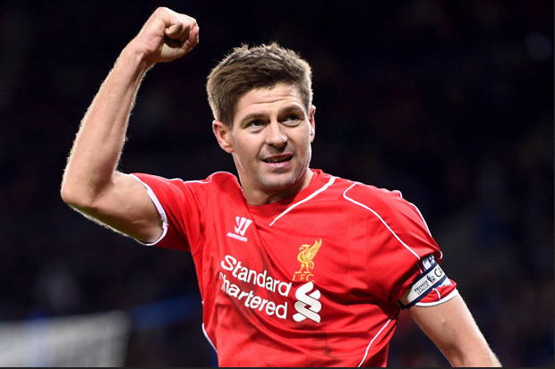 Gerrard Says He Doesn't See Himself Returning To Liverpool