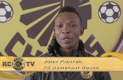 Amakhosi Assistant Coach John Paintsil And Striker Katsvairo Sends A Message For The Supporters