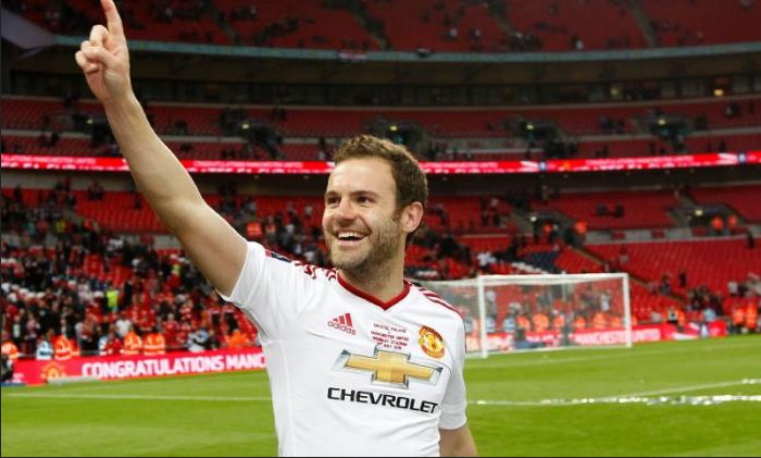 Jose Mourinho Wants Mata To Stay At Manchester United