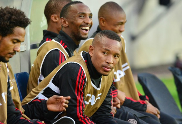 Majoro Ready To Depart Orlando Pirates