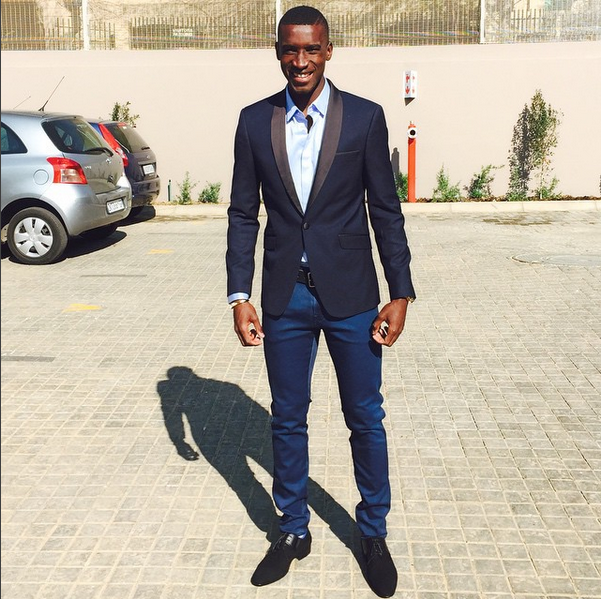 Sandile Xulu's Formal Dressing Is On point