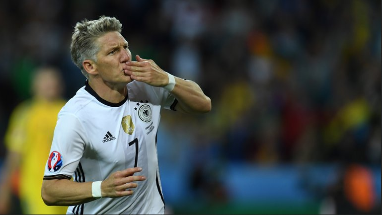 Schweinsteiger Announces His Retirement From International Football