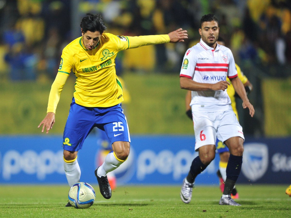Sundowns Books Spot In The Next Round Of The CAF CL