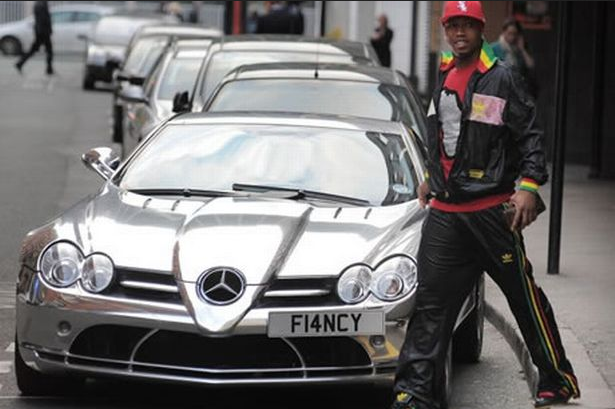 5 African Footballers Drives Expensive Cars Diski 365