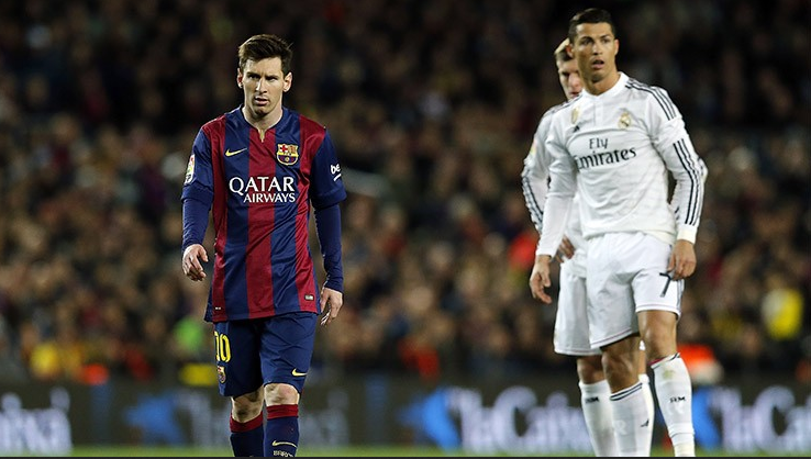 Checkout Messi And Ronaldo's Worst Misses Ever