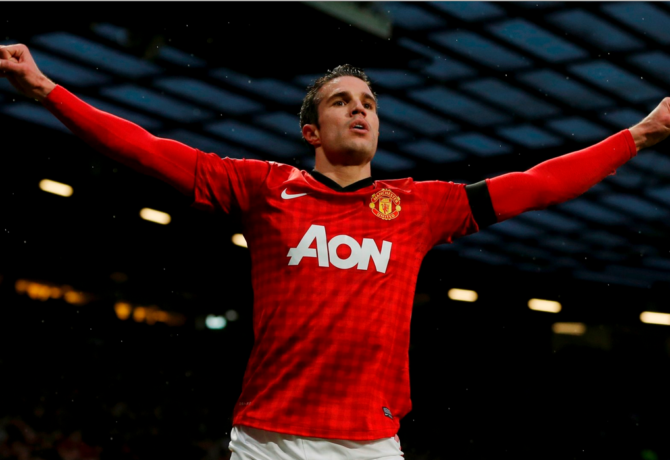 10 Things You Didn't Know About Robin Van Persie