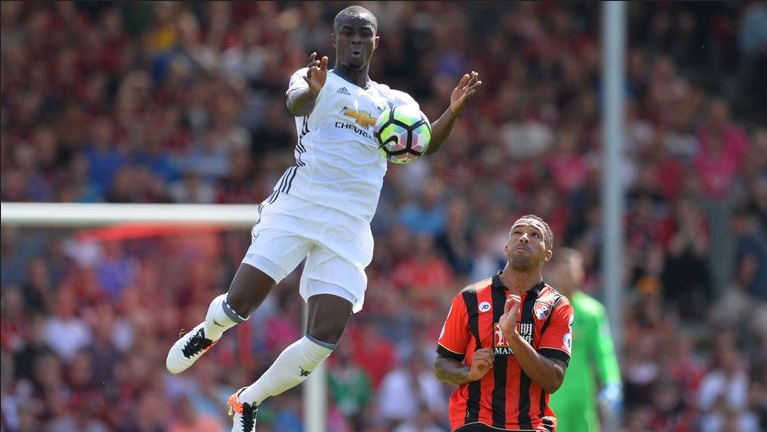 Bailly Named Man Of The Match Twice In Two Matches