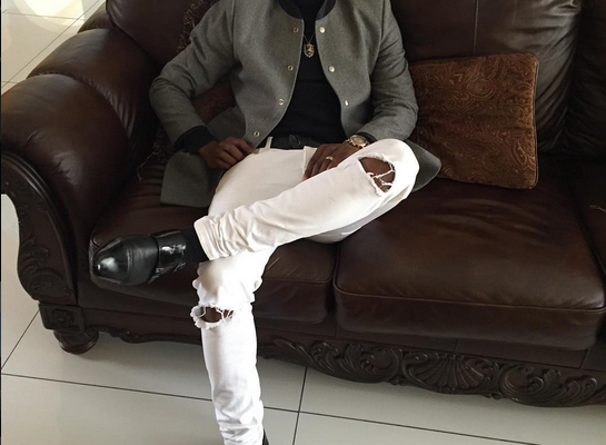 Checkout 5 Photos Bernard Parkers Fashion Style Is On Point