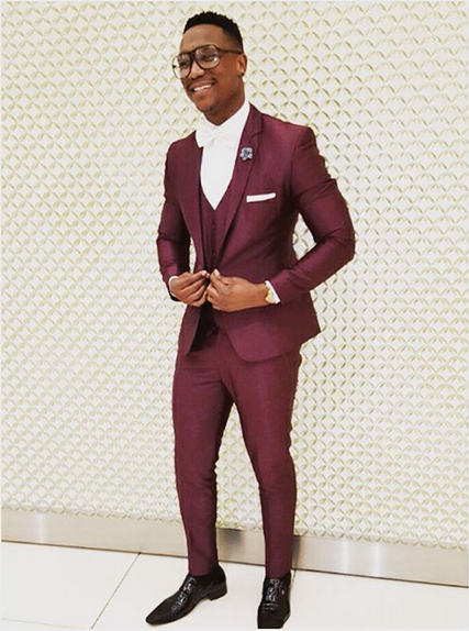 Mdu Yende Suit Game Is On Point! See why here
