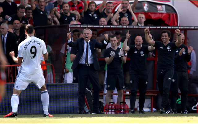 Mourinho Makes A Perfect Return To The English Top Flight