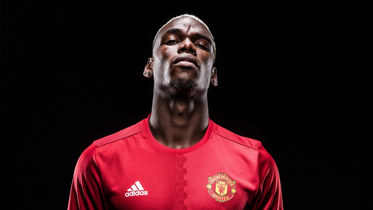 Pogba Revealed He  Was Annoyed With The Transfer Story