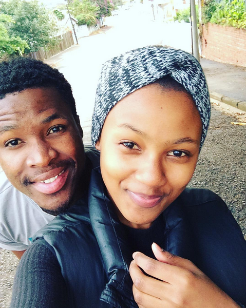 Tshepo Liphoko Shows Off His Bae