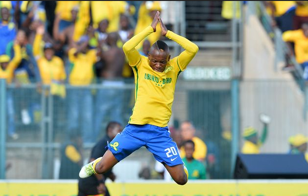 Watch Khama Billiat's Best Goals At Mamelodi Sundowns