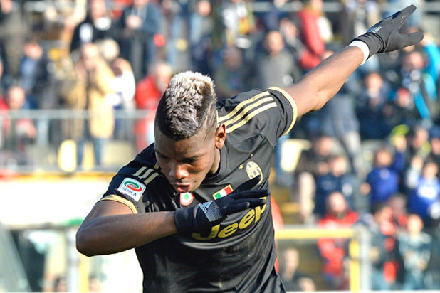 Watch Paul Pogba Dancing With His Two Siblings