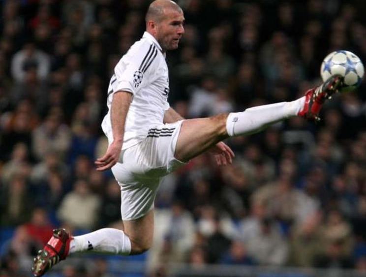 Watch Zinedine Zidane's Best Skills Ever