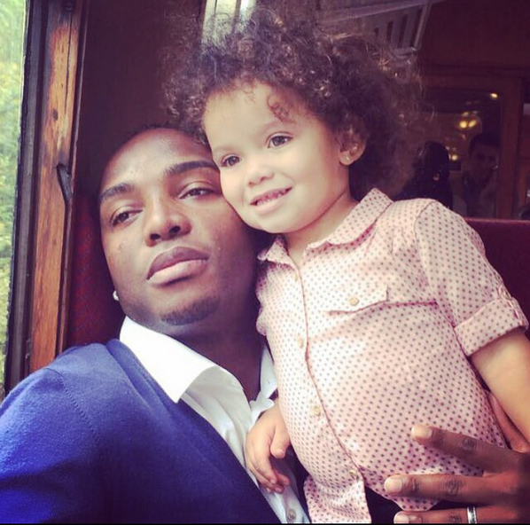 benni and his daughter1