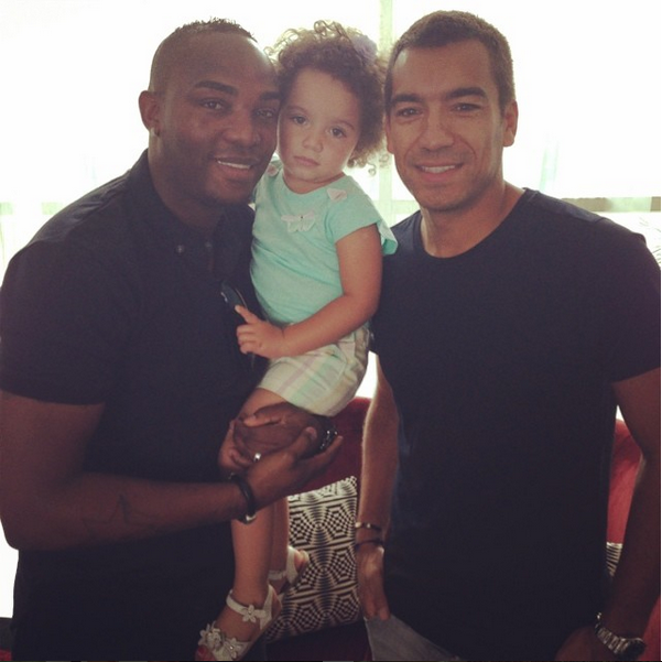 benni and his daughter4