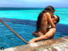Checkout 5 Romantic Photos Of Chicharito With His Girlfriend