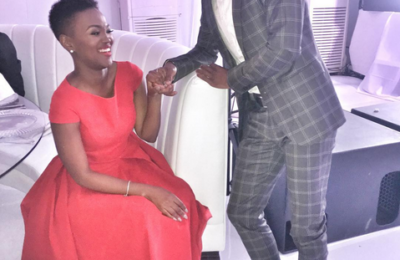 Checkout Siphiwe Tshabalala's Romantic Moments With His Wife