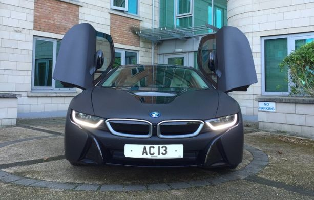Leicester Stars Receives BMWs As Their 2016-17 Gifts