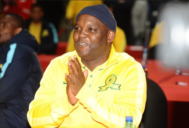 Pitso Mosimane Says He Has Respect For Chippa United