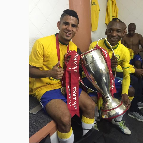 5 Times Keagan Dolly And Khama Billiat Served Real Bromance
