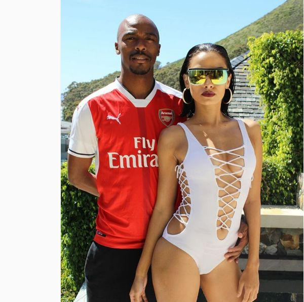 Inside Lennox Bacela And His Girlfriend's Baecation