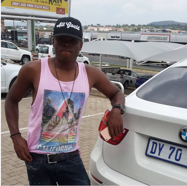 Pics! Willard Katsande Shows Off His BMW X6