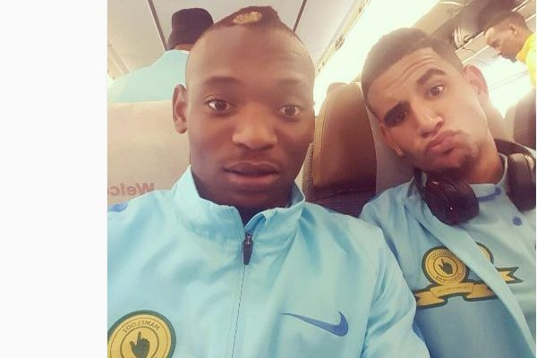 5 Times Keagan Dolly And Khama Billiat Served Bromance Goals